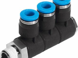 Złącze pneumatyczne QSLV-G1/8-6-I