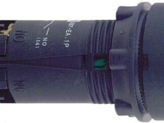 Przycisk z samoczynnym powrotem XB7-EA21P