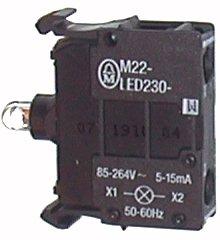 Lampka LED; biały; BA9S; 24V DC; 24V AC