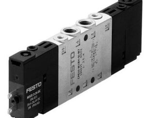 Elektrozawór CPE14-M1BH-5/3E-1/8