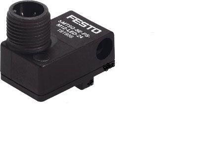 Czujnik położenia tłoka SMTSO-8E-PS-M12-LED-24