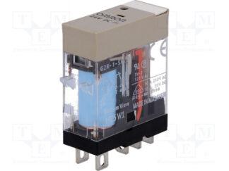 Przekaźnik 1-bieg. G2R-1-SN 24DC LED