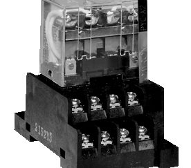 Przekaźnik 2-bieg. LY2I4N 24VDC LED 10A