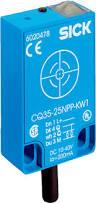 Czujnik pojemnościowy CQ35-25NPP-KW1