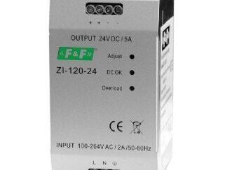 Zasilacz impulsowy przemysłowy nap. wej. 90÷264V AC/120÷370V DC
