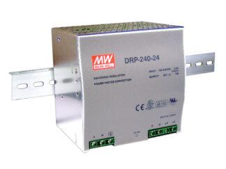 Zasilacz MEANWELL serii DRP-240..