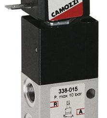 Elektrozawór 338L-015-02