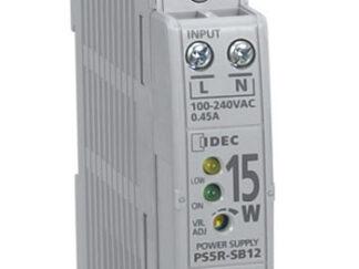 Zasilacz PS5R-SB12 na szynę DIN 12V 15W 1