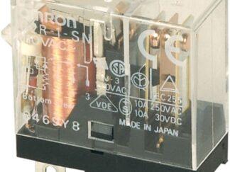 Przekaźnik 1-bieg. 24VDC 10A LED