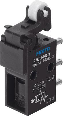Zawór z dźwignią R/O-3-PK-3