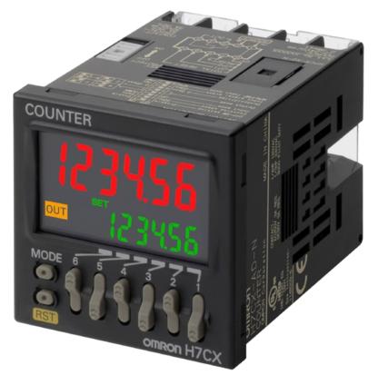 Licznik impulsów H7CX-AUD1-N