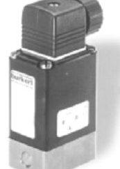 Elektrozawór typ 0331