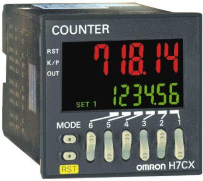 Licznik impulsów H7CX-AU-N