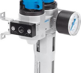 Filtr-regulator ciśnienia LFR-1/2-D-MAXI