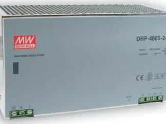 Zasilacz MEANWELL serii DRP-480S..