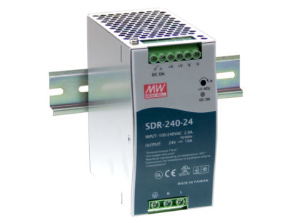 Zasilacz MEANWELL serii SDR-240..