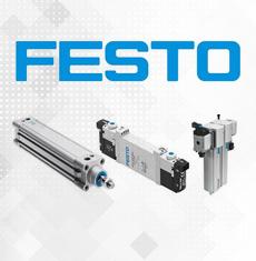 Najczęściej wybierany producent Festo
